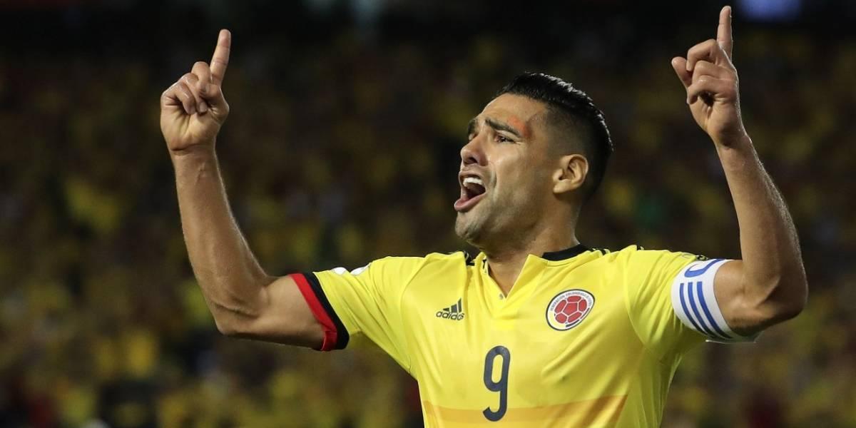 El mensaje de Falcao tras la derrota contra Paraguay