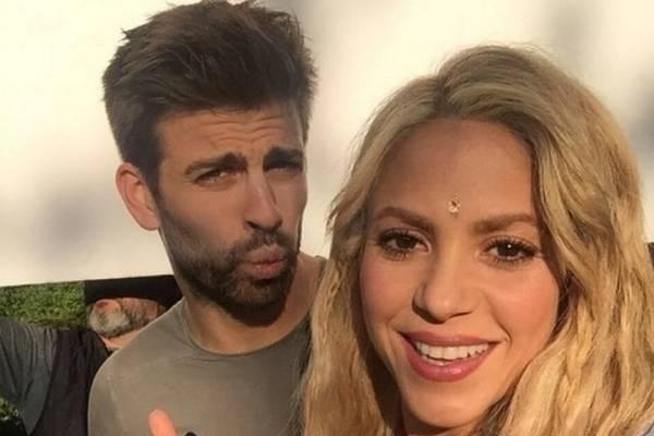 Relación Shakira y Piqué