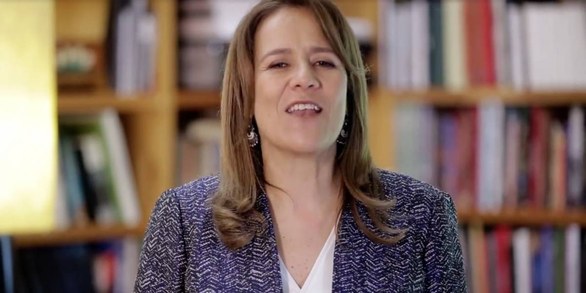 'Me voy sin rencor': Margarita Zavala renuncia al PAN
