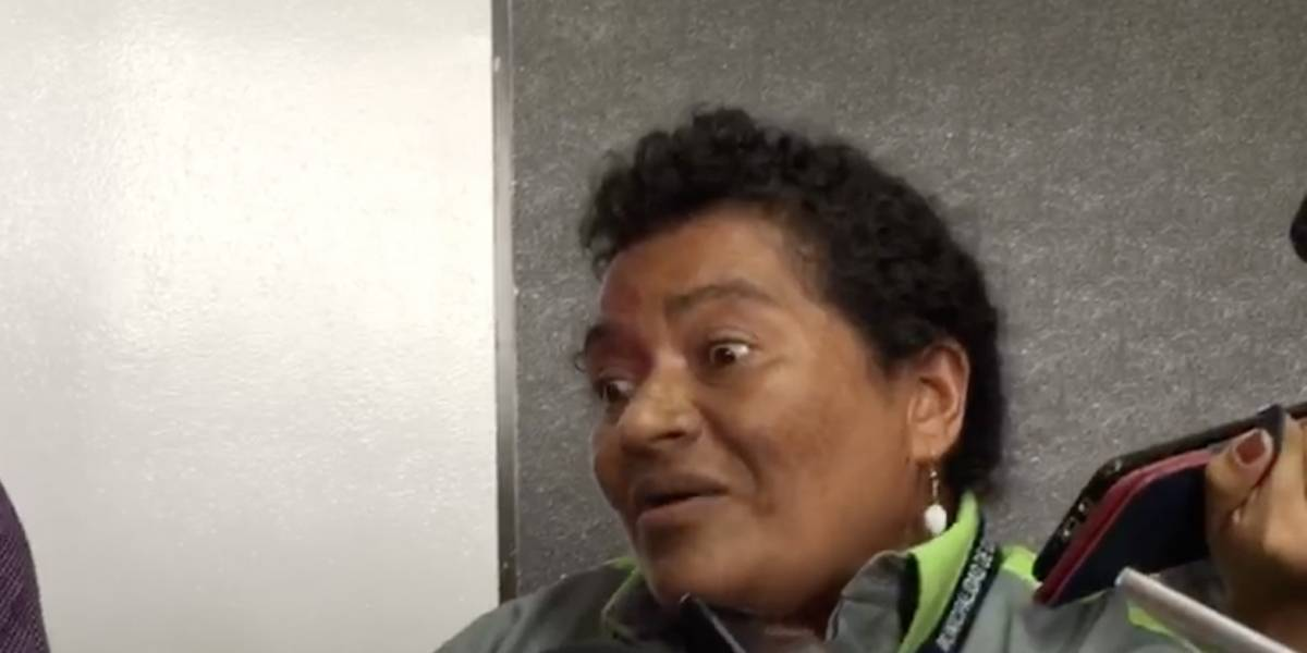 VIDEO. Viuda de Villanueva habla de la supuesta plaza fantasma