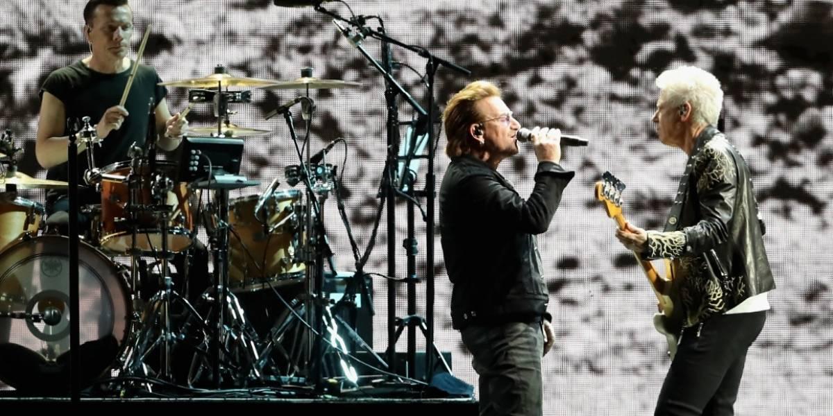 ¡U2 quiere sacarla del estadio con su concierto!