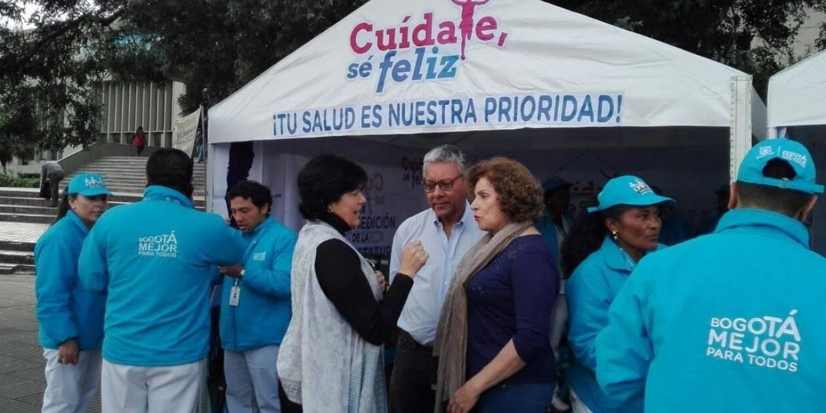 Atención de salud para venezolanos en condición de vulnerabilidad que están en Bogotá