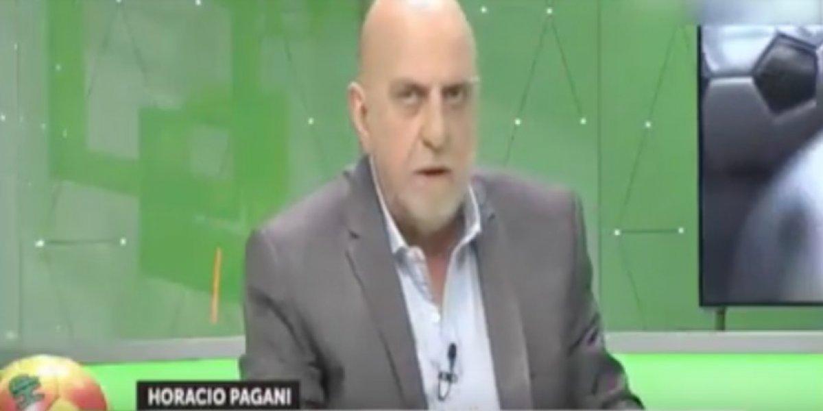 """Pagani y su pandilla también destrozaron a la Argentina de Sampaoli: """"Sólo un milagro nos salva"""""""