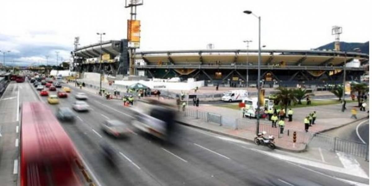 Conductor ebrio ocasionó accidente de tránsito y escapó en Bogotá