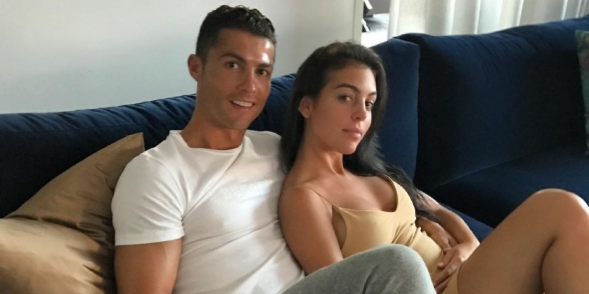 Cristiano Ronaldo comparte su foto más familiar con Georgina Rodríguez