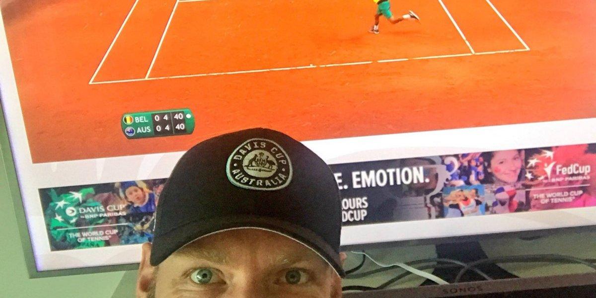Video: Tenista australiano se burla de empleados de Monterrey