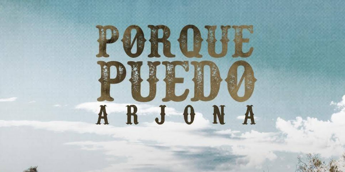 """Arjona estrena video """"Porque Puedo"""""""