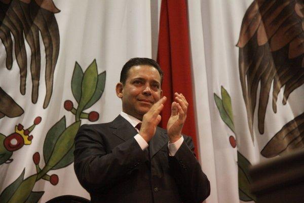 Eugenio Hernández Flores, ex gobernador de Tamaulipas