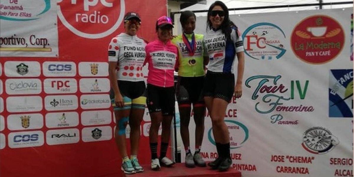 Guatemalteca Gabriela Soto impone su ritmo en Tour de Panamá