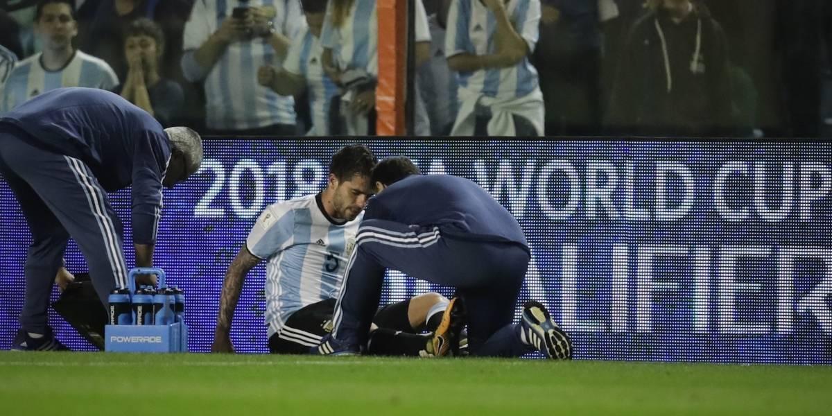 VIDEO: Gago pide que lo dejen jugar con los ligamentos de la rodilla rotos