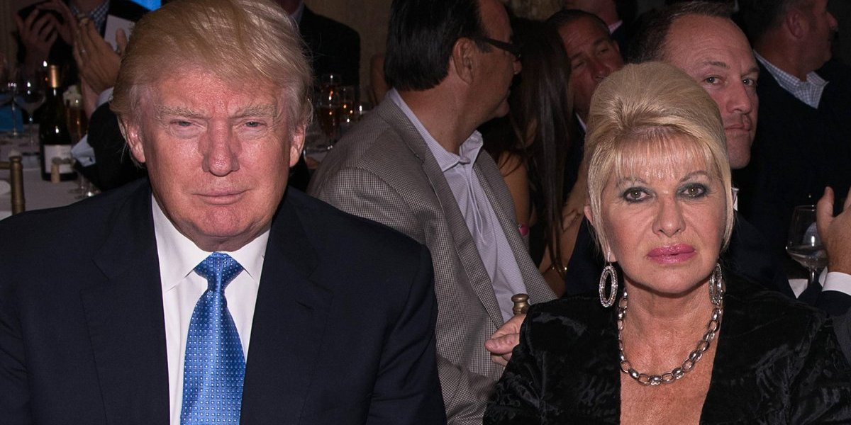 'Si la quieres, es tuya': Trump ofreció embajada a su ex esposa