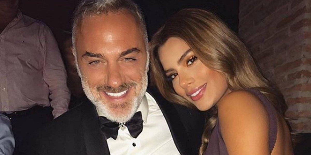 ¡Confirmado! Ariadna Gutiérrez y Gianluca Vacchi terminaron su noviazgo