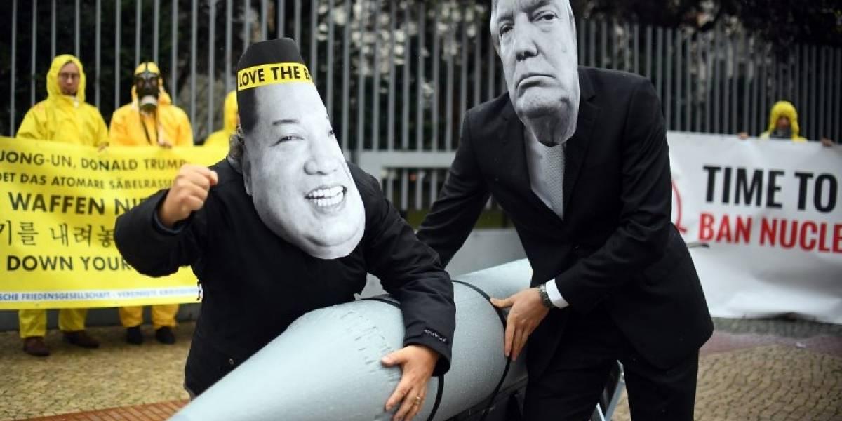 En medio de tensiones con Corea del Norte campaña para prohibir armas nucleares recibe premio Nobel de la Paz 2017