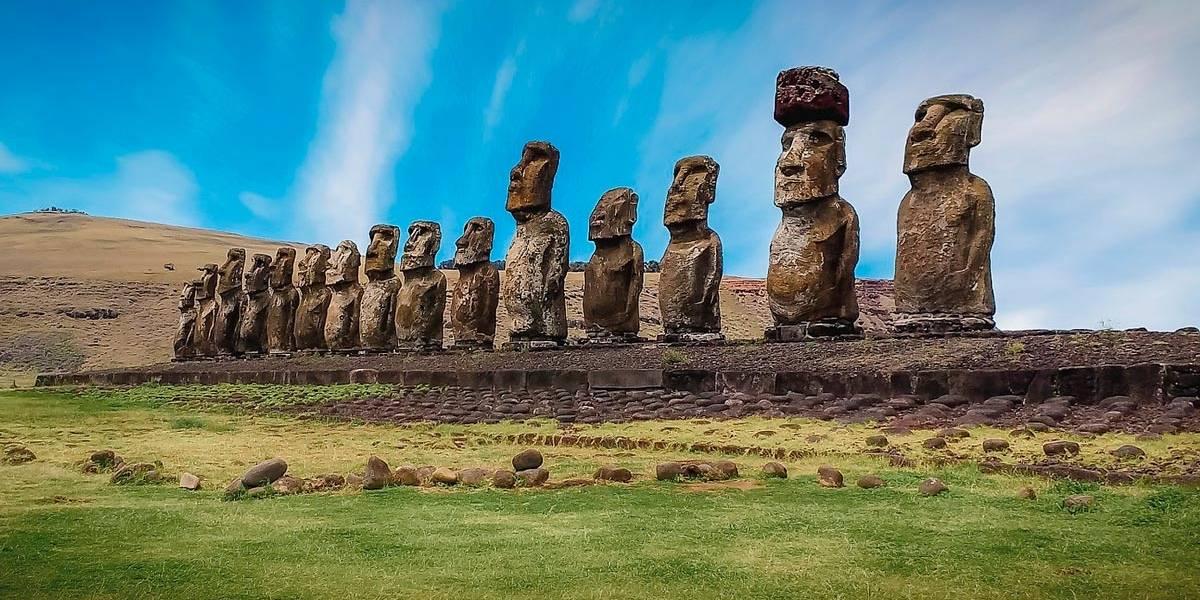 Chile limitará acesso de turistas na famosa Ilha de Páscoa