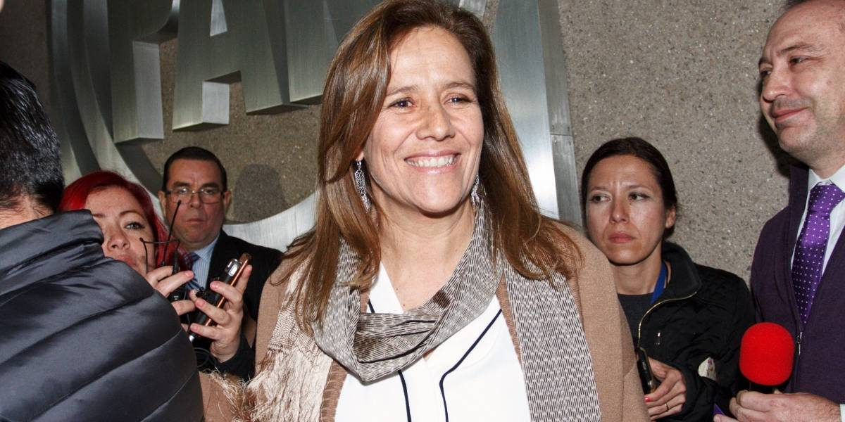 ¿Quién es Margarita Zavala? Aquí un recorrido por su trayectoria
