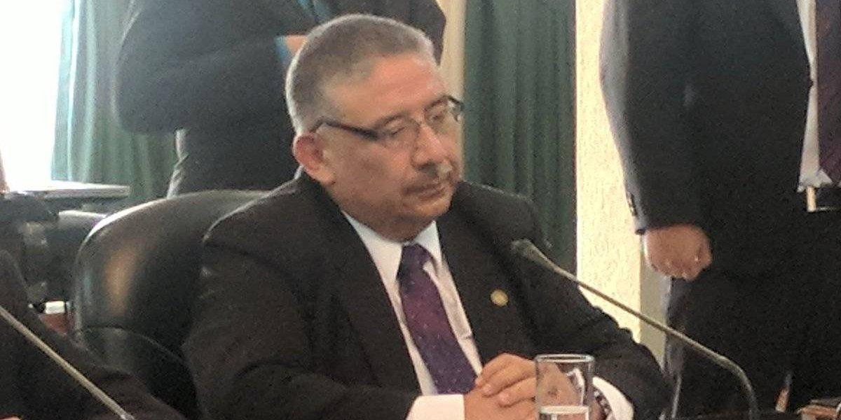 Magistrado José Pineda es electo presidente del Organismo Judicial