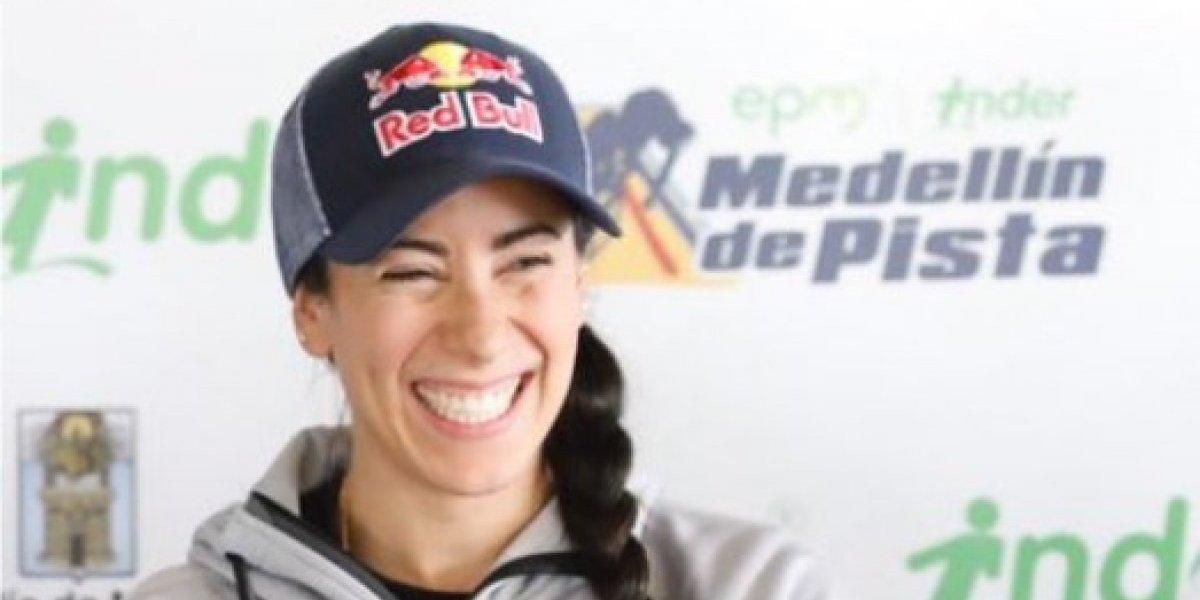 Mariana Pajón debutará en el ciclismo de pista en una prueba en Medellín