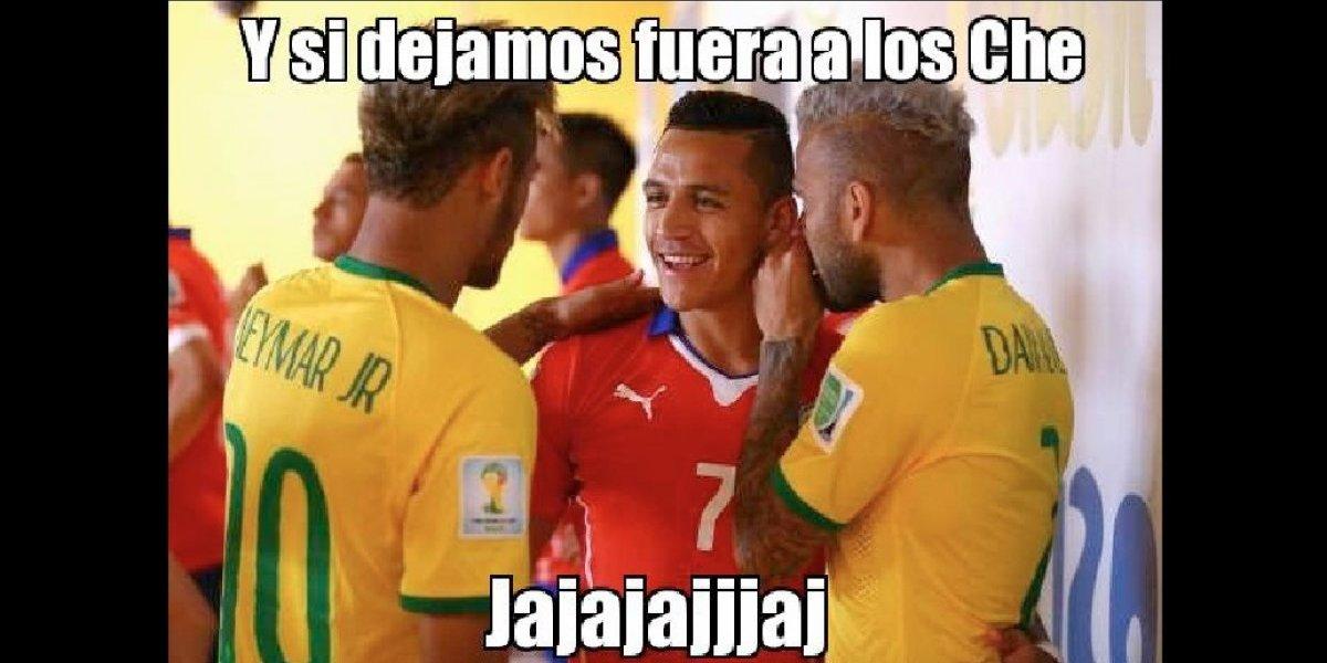 Memes no perdonan a Messi y a Argentina tras el empate ante Perú