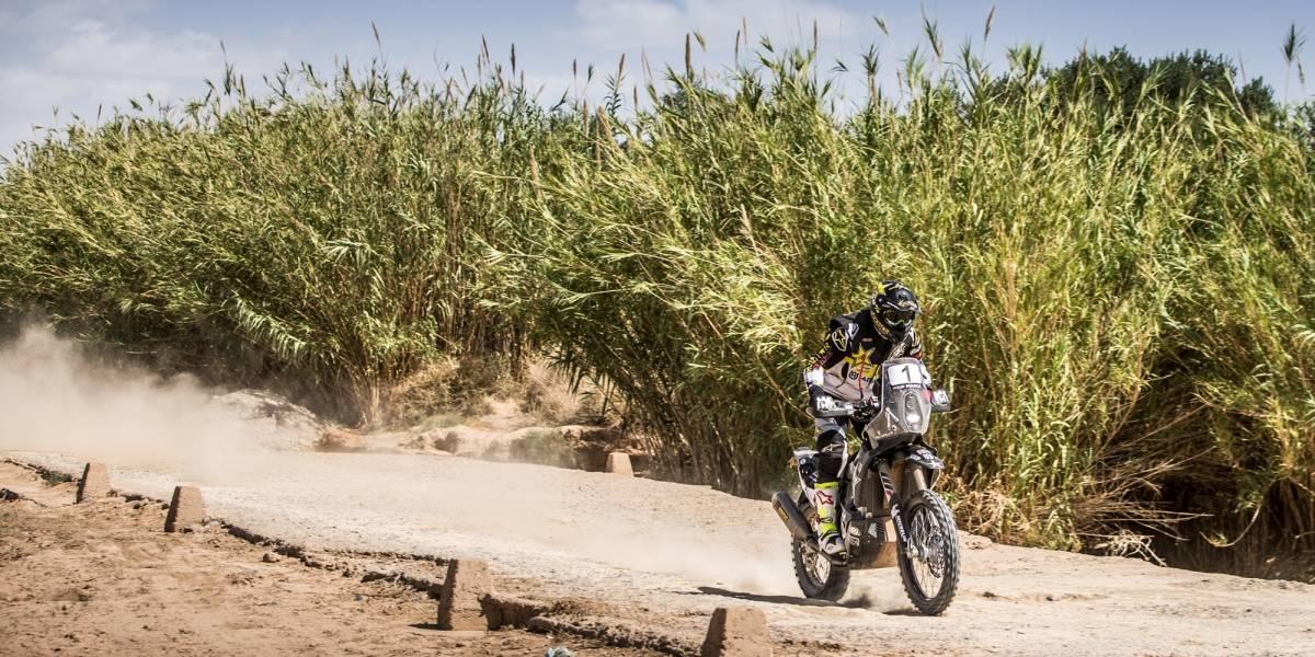 Líder del desierto: Pablo Quintanilla gana primera etapa del Rally de Marruecos