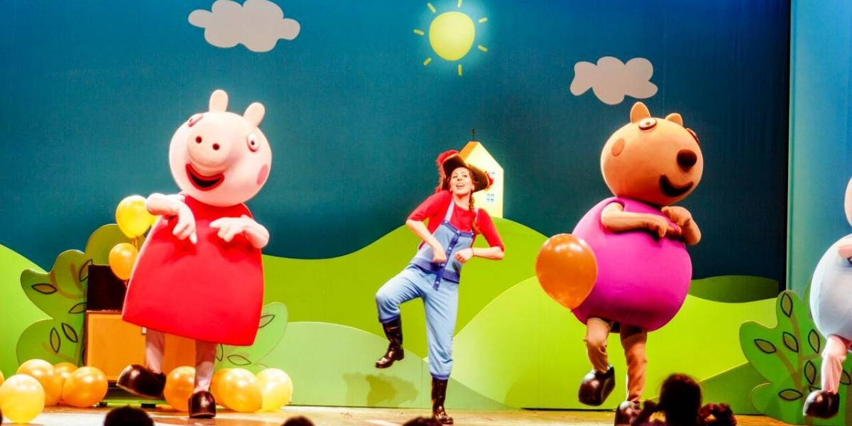 """Peppa Pig"" regresa a la isla"