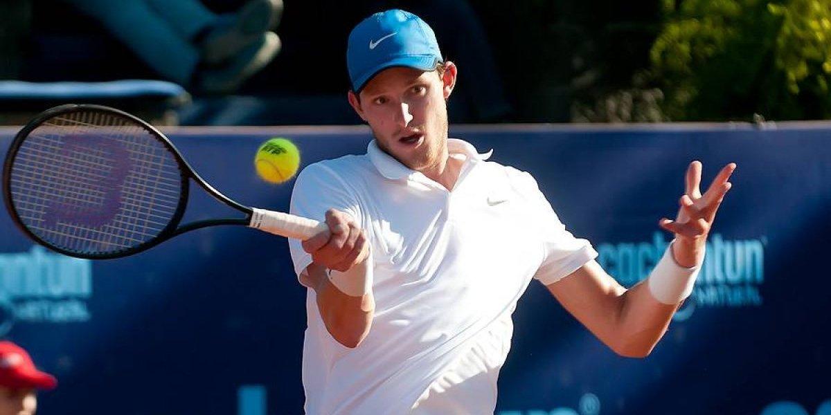 Jarry jugará la qualy del Masters 1.000 de Shanghai y tendrá como rival a Dolgopolov