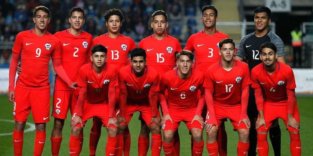 La 'Roja' Sub 17 fue goleada por Inglaterra en el Mundial