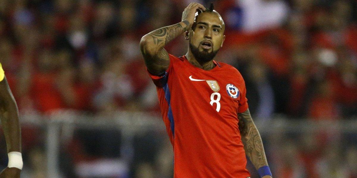 La ANFP apelará la sanción de Vidal y el volante busca permiso del Bayern para viajar