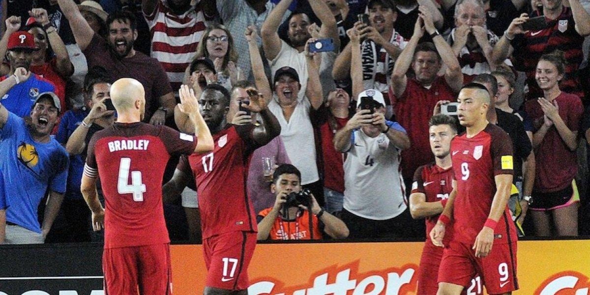 Estados Unidos golea y se ubica en un puesto clave rumbo al Mundial de Rusia