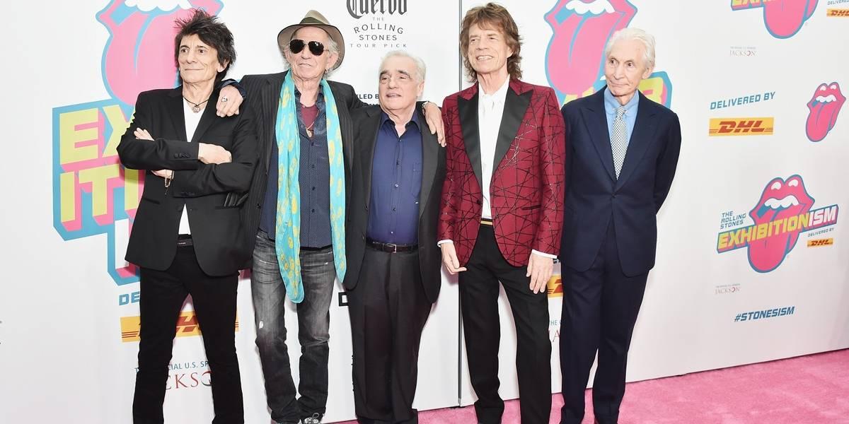 Rolling Stones divulgam videoclipe da música 'Scarlet'