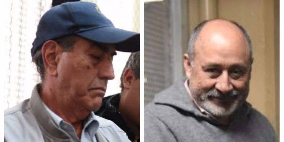 Abogados Moisés Galindo y Marco Rosell Orozco utilizaron carros de Byron Lima