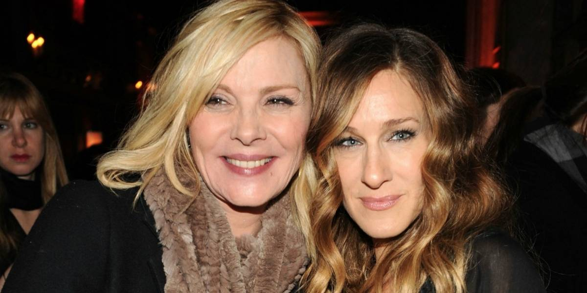 Sarah Jessica Parker y Kim Cattrall pelean por Sex and the City 3