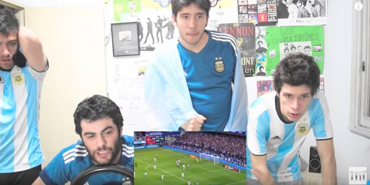 Los Displicentes: Los argentinos 'somos remaricones en la altura'