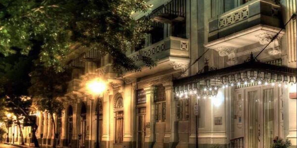 Viento en Popa el Hotel Meliá en Ponce