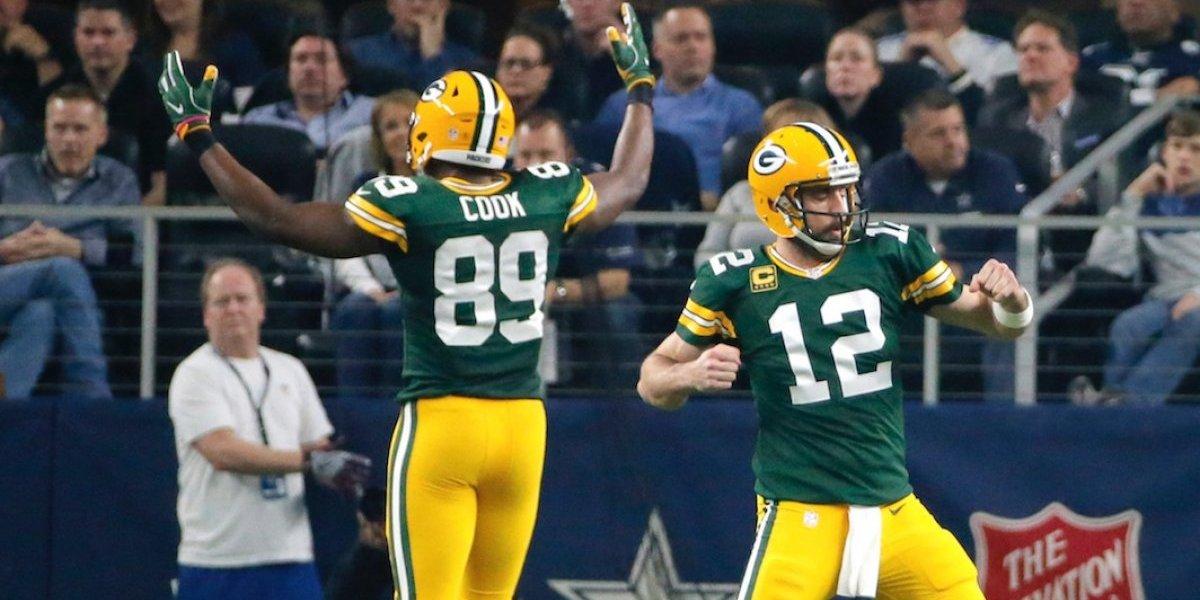 Cowboys-Packers, duelo estelar en 5ta semana de la NFL