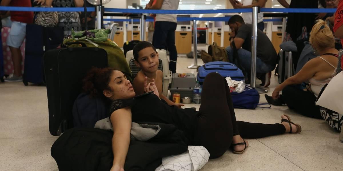 Más de 10 mil boricuas llegaron a Florida en los últimos tres días