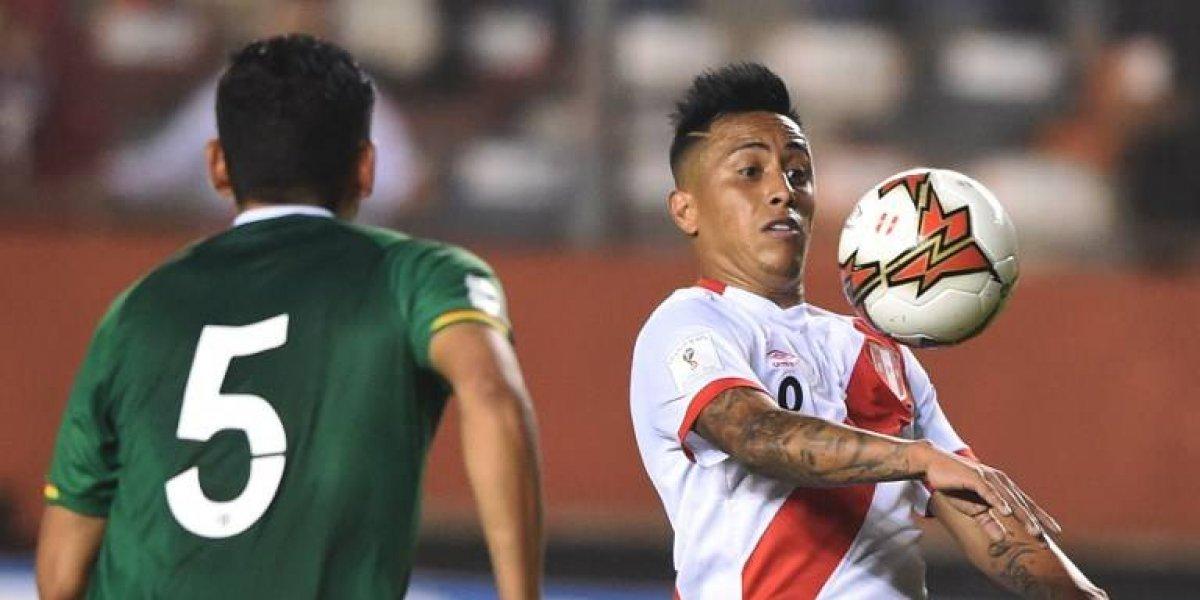 La selección de Perú es pura confianza y no piensa en el repechaje