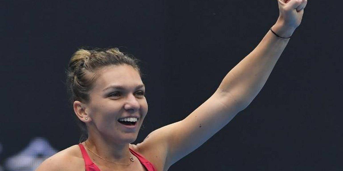 Simona Halep llega a la final de Beijing y cumplirá el sueño de ser Nº 1 del mundo