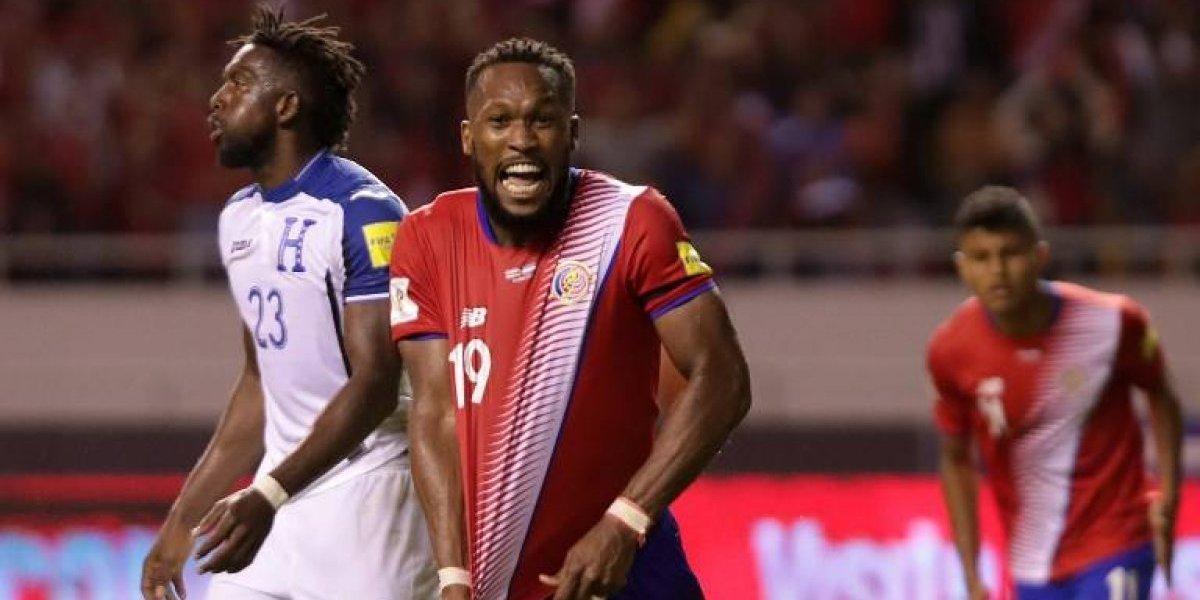 Un gol en la agonía le da a Costa Rica los boletos a Rusia 2018