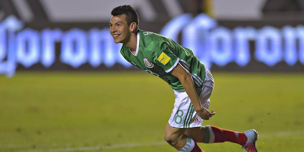 México se impone 3-1 a Trinidad y Tobago