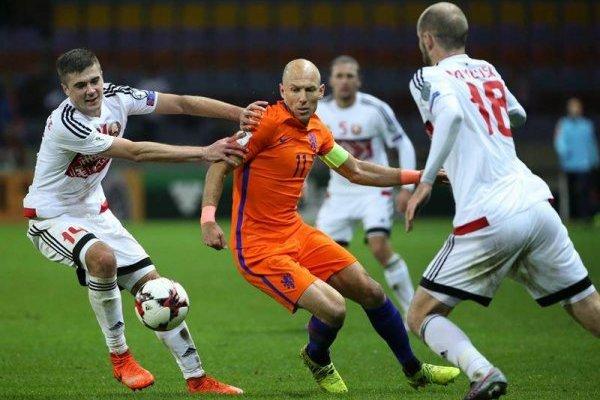 Polonia vence a Montenegro y clasifica a Rusia 2018