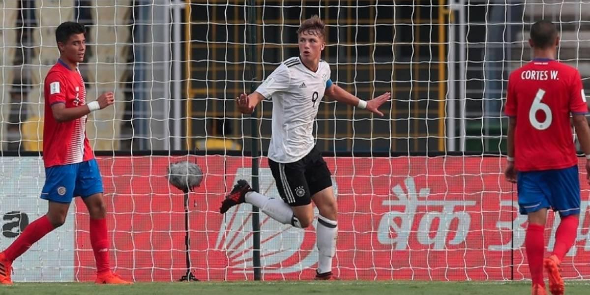 Alemania y Brasil debutan con el pie derecho en el Mundial Sub-17