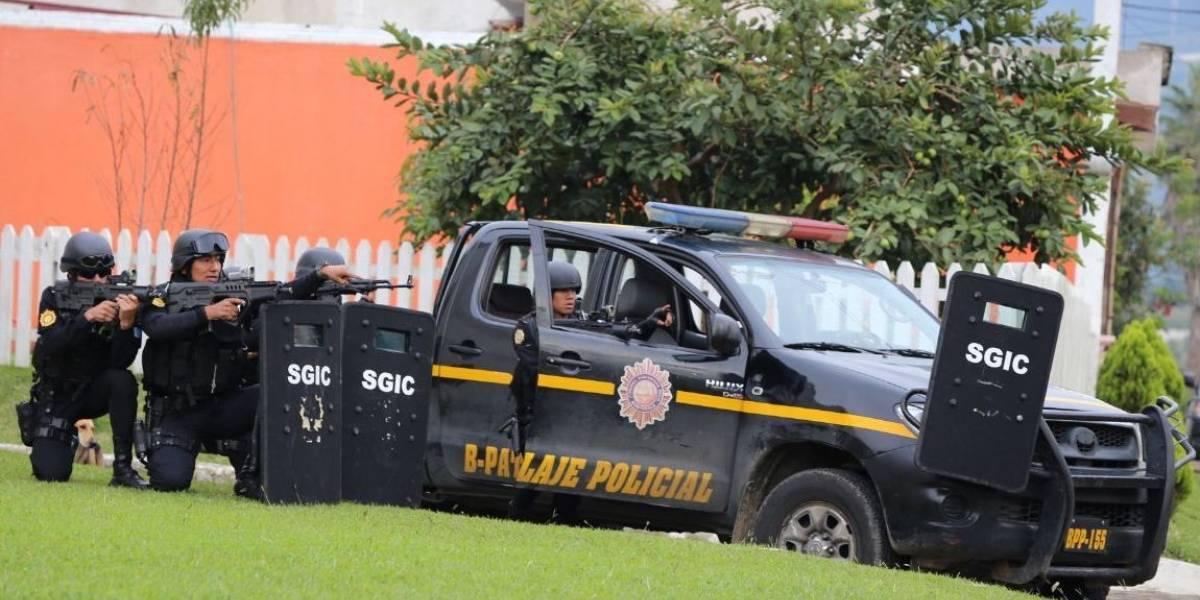 Entre explosivos y municiones, vivían los pandilleros de la MS