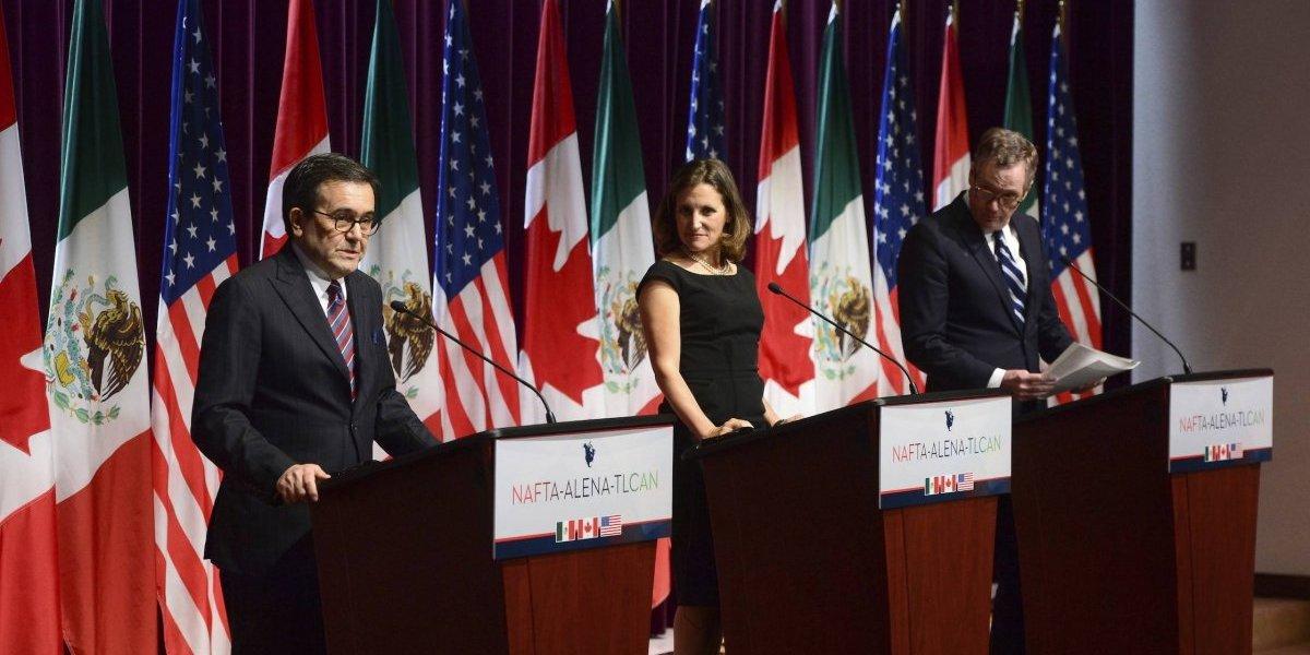 'Retirarse del TLCAN sería una debacle': Cámara de Comercio de EU