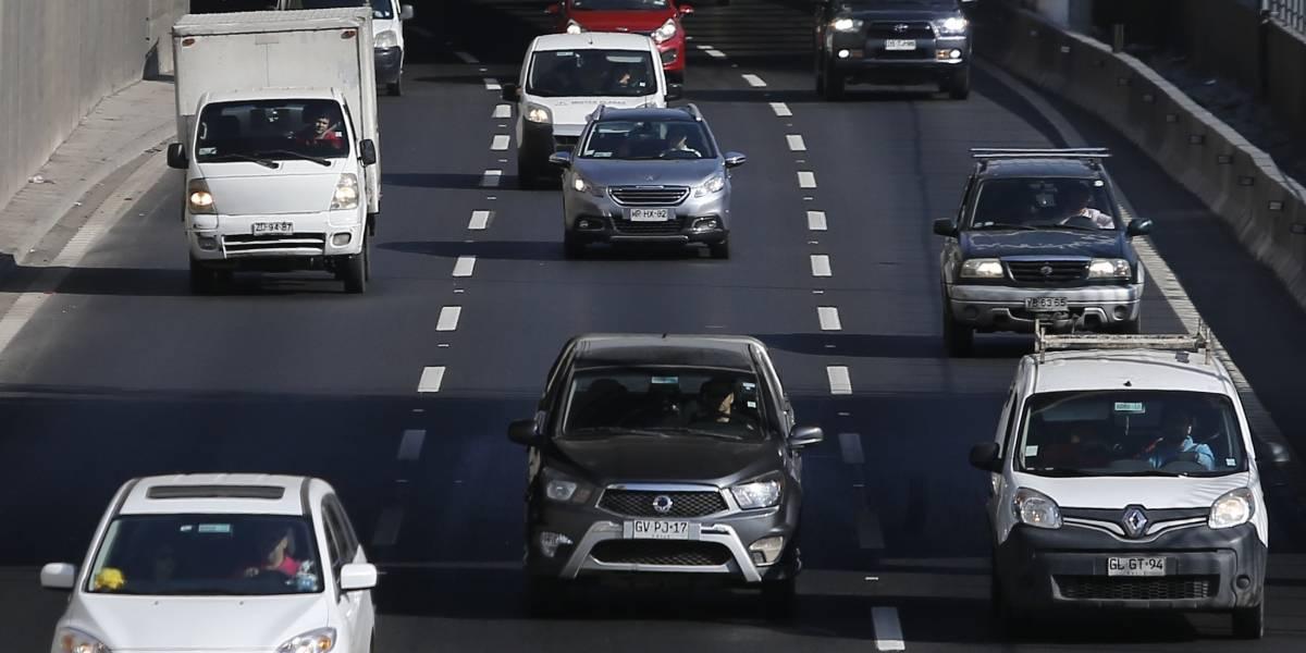MOP cerrará conexión de Autopista Acceso Sur y Américo Vespucio por trabajos