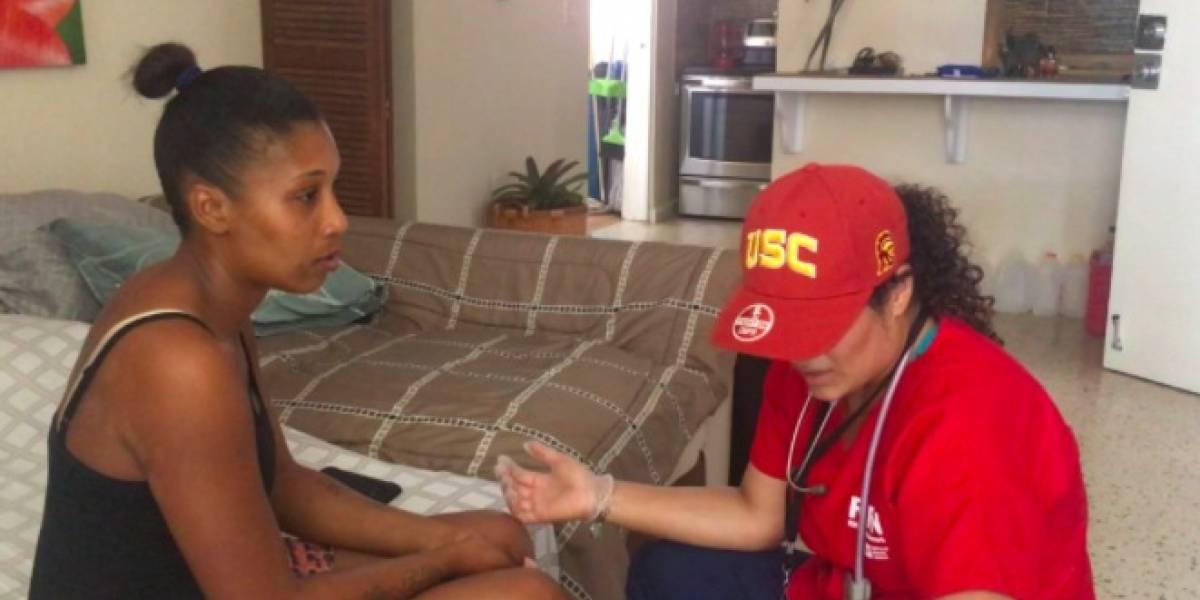 Ayuda médica para el residencial en Bayamón