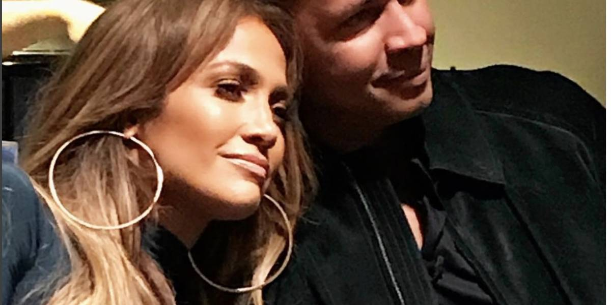 La fotografía de Jennifer López en Instagram que ¿confirmaría su embarazo?