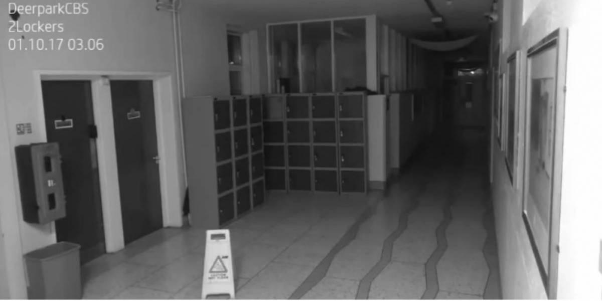 Captan supuesta actividad paranormal en un colegio de Irlanda