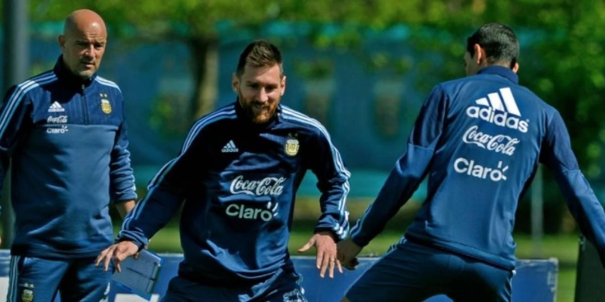 Argentina llegará este domingo a Guayaquil