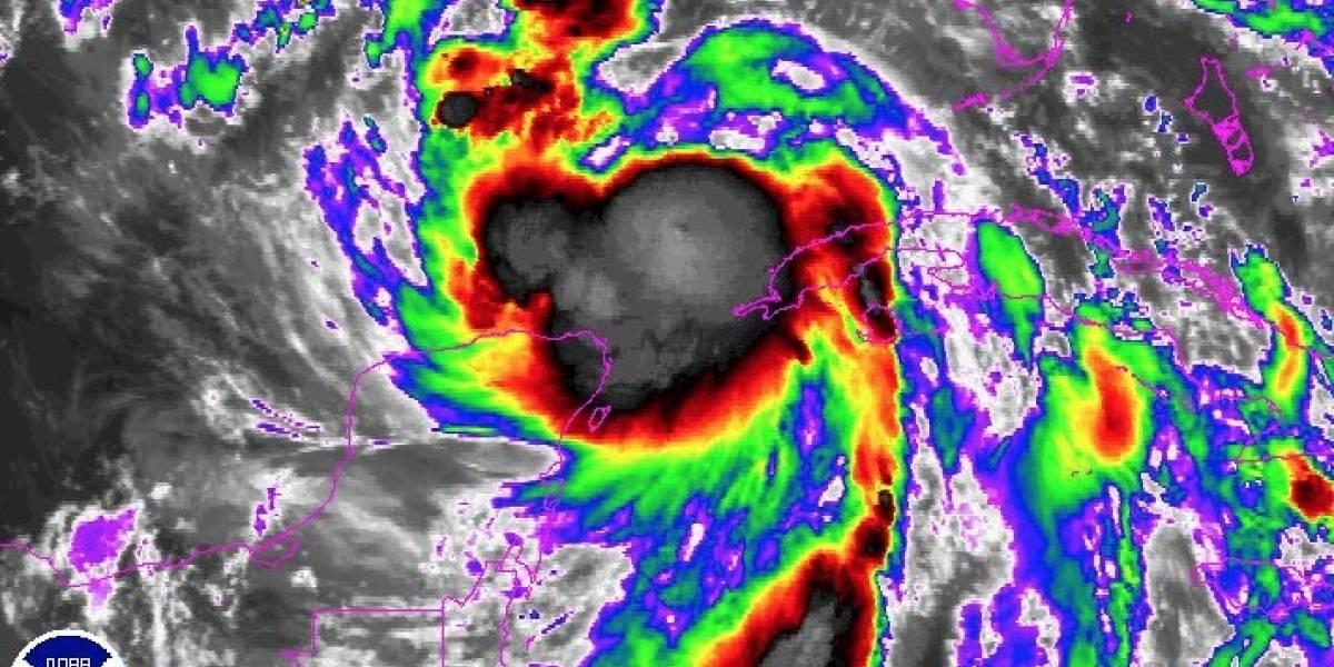 """Huracán """"Nate"""" amenaza costa de EEUU tras dejar estela de destrucción y muerte en Centroamérica"""