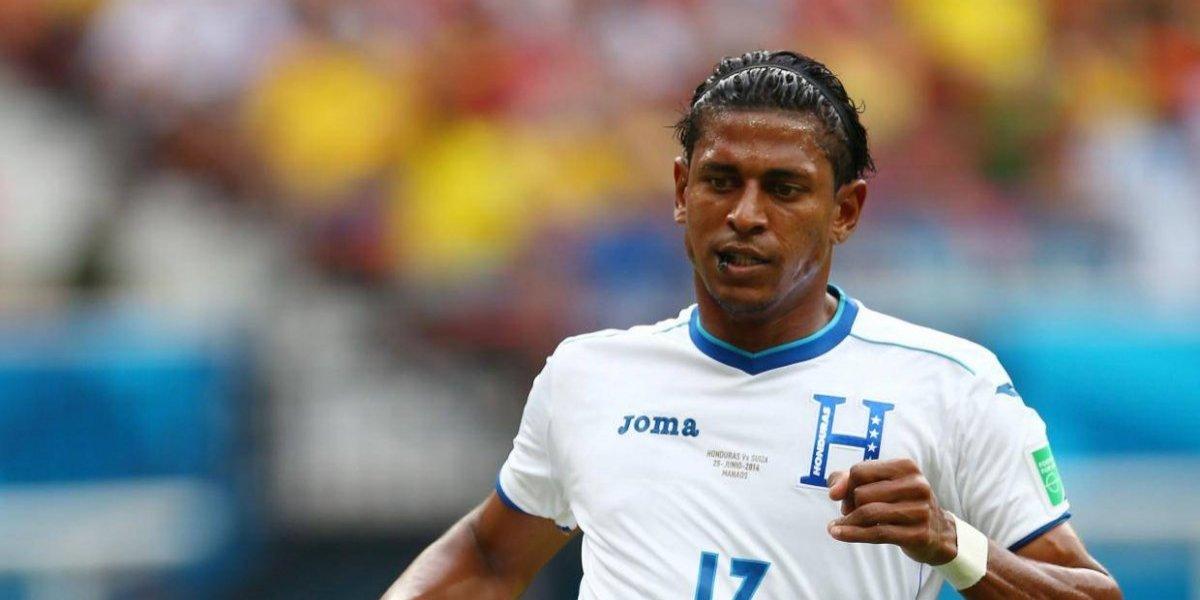 Jugador y prensa hondureña culpan a árbitro mexicano de robo